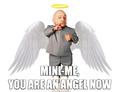 Mini-Me, You Are an Angel Now - austin-powers fan art