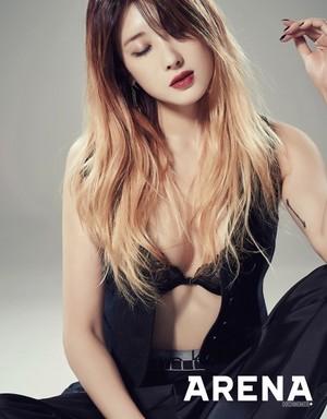 Moon HyunA ☾
