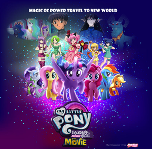 My Little Pony: Friendship is Mew Mew Magic
