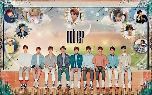 yulliyo8812 Hintergrund titled NCT-127_TOUCH #WALLPAPER