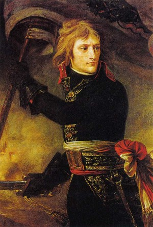 Napoléon Bonaparte (15 August 1769 – 5 May 1821)