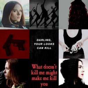 Natasha Romanoff, The Black Widow