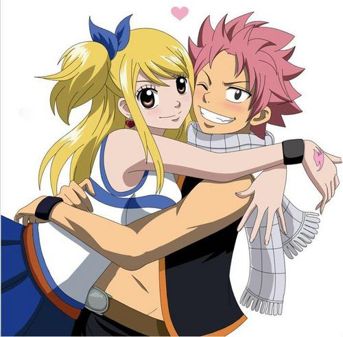 Natsu X Lucy Forever 3 fairy tail 25559484 500 492