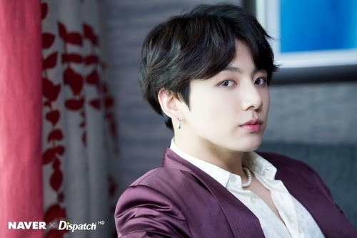 Jungkook (BTS) پیپر وال entitled BTS NAVER x DISPATCH @ BBMAs