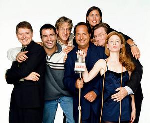 NewsRadio Cast
