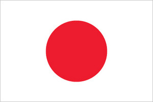 Hinomaru (The Sun Disc) Japan Flag Today