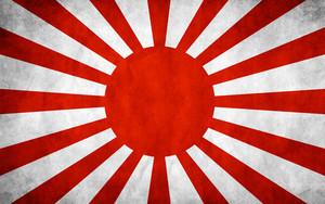 Nisshōki (The Rising Sun) Japanese Imperial Flag