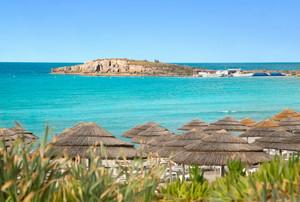Nissi ビーチ (Cyprus)