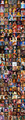 Non Disney Heroine Collage - childhood-animated-movie-heroines photo