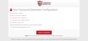 Online contraseña Generator Generate misceláneo