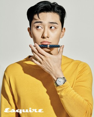 PARK SEO JOON FOR JUNE 2018 ESQUIRE