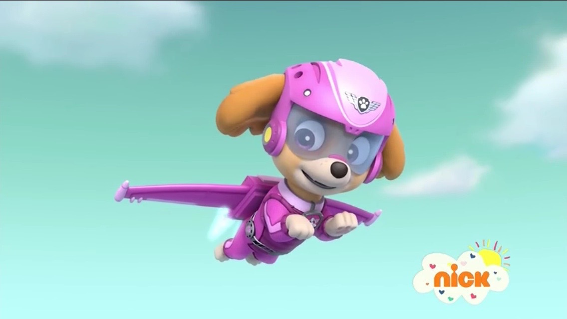 CutiePie19 images PAW Patrol Pups Save the Polar Bears Skye 4 HD wallpaper and background photos