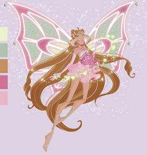 Palette Challenge: Flora Enchantix