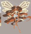 Palette Challenge: Layla Enchantix - the-winx-club fan art