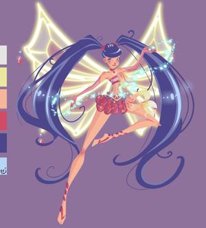 Palette Challenge: Musa Enchantix