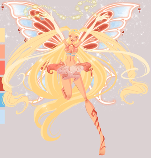 Palette Challenge: Stella Enchantix