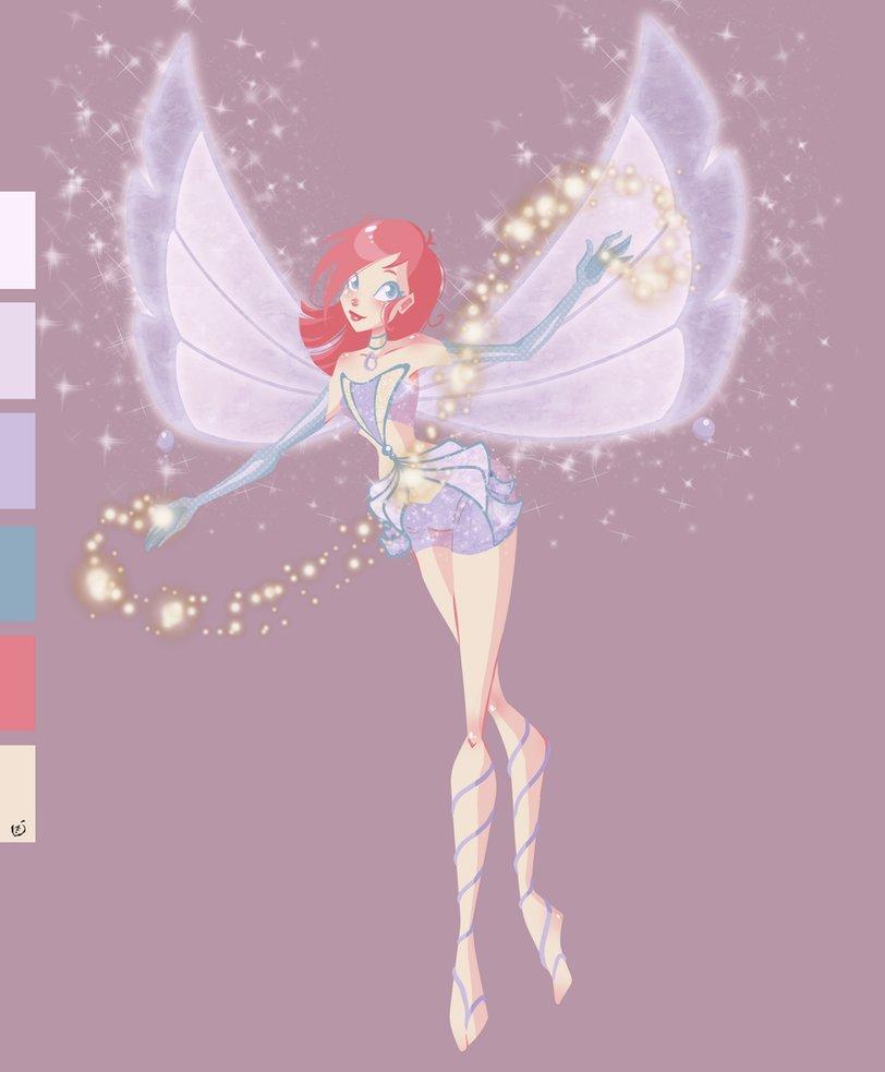 winx club images palette challenge tecna enchantix hd fond d écran