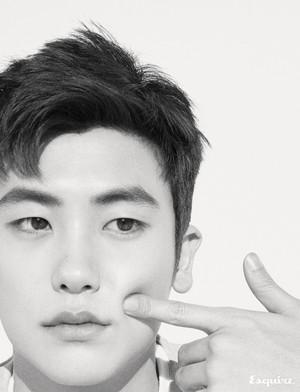 Park Hyungsik Esquire Magazine April Issue 18