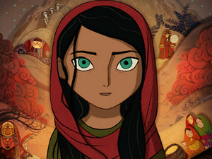 "Parvana from ""The Breadwinner"""
