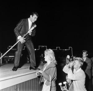 Paul Anka In संगीत कार्यक्रम 1959