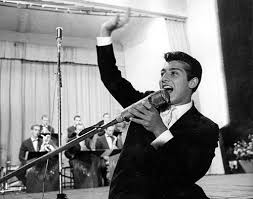 Paul Anka In buổi hòa nhạc 1959