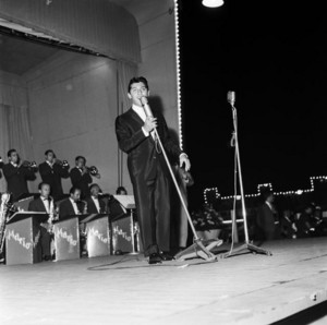 Paul Anka In کنسرٹ 1959