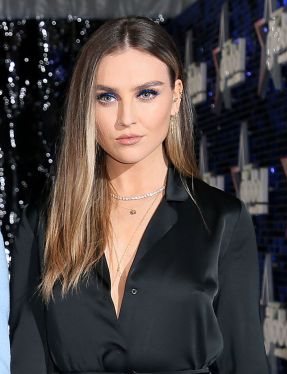 Perrie Edwards at Global Awards 2018