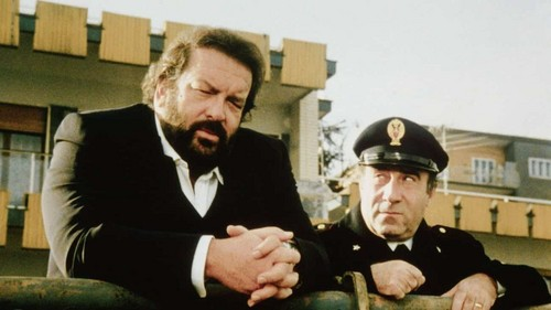 Bud Spencer fondo de pantalla called Piedone lafricano