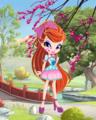 Pinkbloom spring
