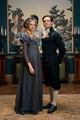 Poldark Season 4 - Caroline and Dr. Dwight Enys Official Picture