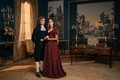 Poldark Season 4 - George and Elizabeth Warleggan Official Picture