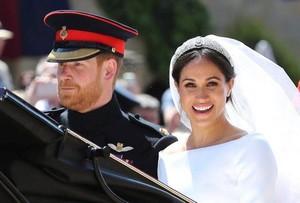 Prince Harry and Meghan's Royal Wedding