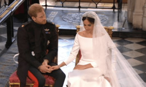 Prince Harry and Meghan's Royal Wedding