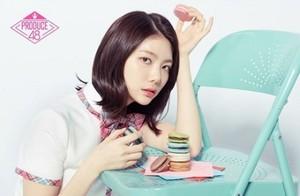 Produce48 Kaeun