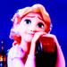 Rapunzel - tangled icon
