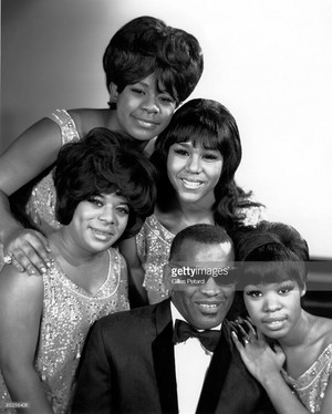sinar, ray Charles And The Raelettes