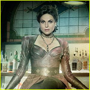 Regina (OUAT set photo)