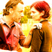 Rick and Maggie - the-walking-dead icon
