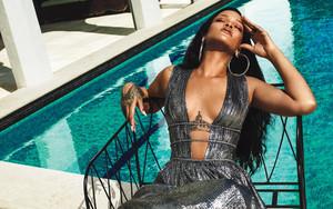 Rihanna Vogue june 2018 cover