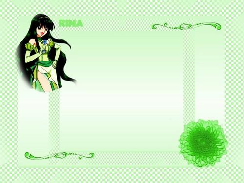Mermaid Melody Hintergrund entitled Rina Hintergrund