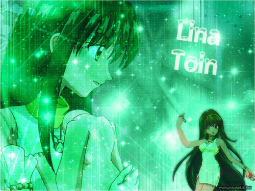 Rina Toin 壁紙 entitled Rina 壁紙