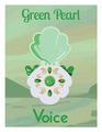 Rina's Green Pearl