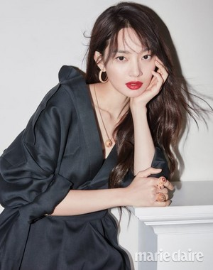 SHIN MIN AH FOR JUNE 2018 MARIE CLAIRE