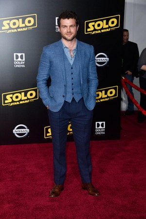 SW : A Solo Story premiere