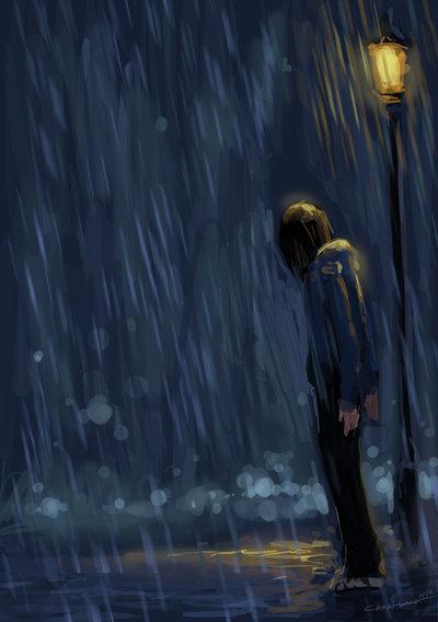 Sad Boy In The Rain Rain Photo 41358411 Fanpop