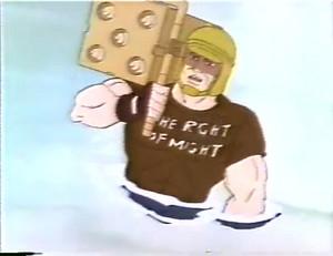 Salvo Dic G.I.Joe cartoon series