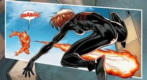 Scarlet クモ, スパイダー #1