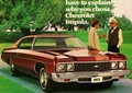 Promo Ad For 1973 Chevy Impala  - the-70s photo