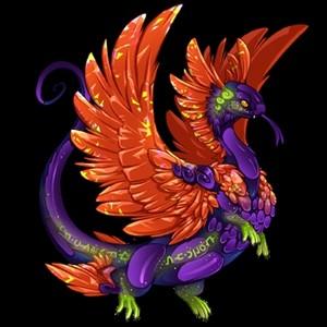 Scryed Dragon