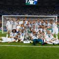 Sergio Ramos at the celebration of Real Madrid's 13th UEFA Champions League - sergio-ramos photo